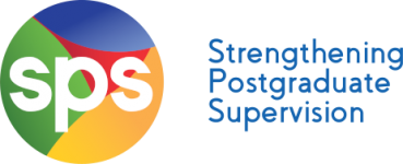 Strengthening Postgraduate Supervision Logo